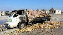 مقتل 33 مدنياً في غارات للنظام على شمال غرب سوريا  (المرصد)