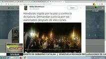 Hondureños claman justicia para manifestantes asesinados por soldados
