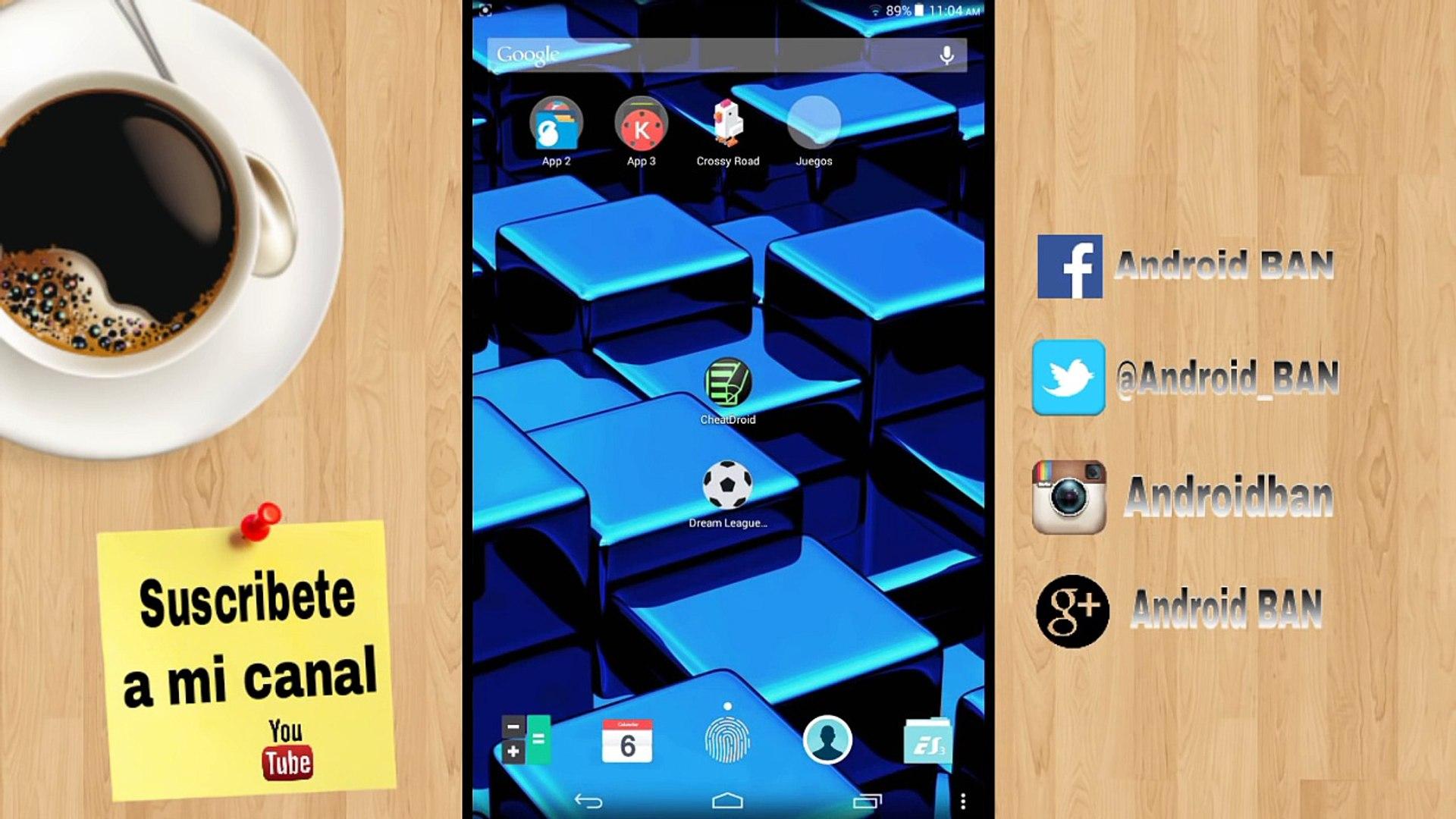Dream League Soccer monedas infinitas sin root/root para android 2016 (DESCARGAR)