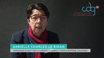Rencontres territoriales de Bretagne 2018 - Entretien avec Danielle Charles-Le Bihan
