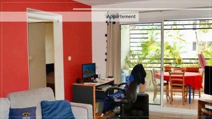 A vendre - Appartement - St denis (97400) - 2 pièces - 41m²