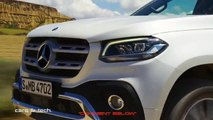 New 2018 Mercedes X Class DRIVE   OFF ROAD by Carlton Tolentino