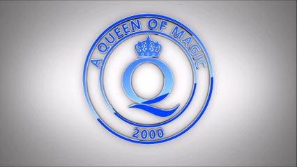 A Queen Of Magic | Logo