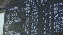 La Bolsa española cierra plana la sesión del viernes, en la semana gana un 1,11%
