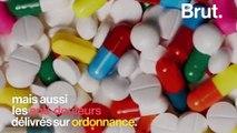 Aux États-Unis, les opiacés tuent plus que les armes à feu et les accidents de la route réunis