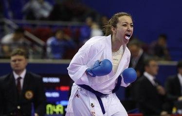 "Open de Paris Karaté 2018 - Sabrina Ouihaddadene : ""Joue, sois détendue"""