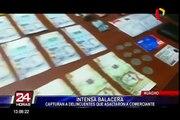 Huacho: tras balacera PNP captura a delincuentes después que asaltaron a un comerciante