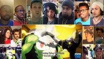 Saitama Vs. All: One Punch Man #6 Reion Mashup | Anime Fight Time