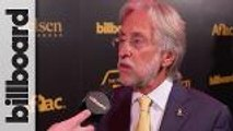 Neil Portnow Discusses Music Distribution on the Black Carpet at Power 100 | Billboard
