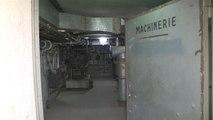 Découverte du bunker sous la gare de l'Est - 26/01/2018