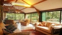 MORBIHAN - Proche Locminé - Superbe maison du lac avec verger