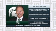 Tiki and Tierney: Tom Izzo's future in coaching
