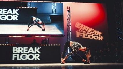 Break The Floor 2018 | Lil Ju Showcase
