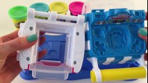 Play Doh Sweet Shoppe Double Dessert Playset Playdough Cookies Cupcakes Kids Kitchen Toys NEW