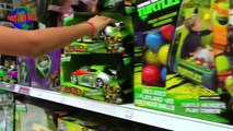 ToysRus Family Fun Toy Shopping - TMNT Paw Patrol Lightning McQueen Thomas and Friends Angry Birds