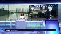 Yvelines : plusieurs habitants contraints de quitter leur domicile