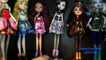 My EVER AFTER HIGH COLLECTION! - DisneyEverAfter ~ April Lilly