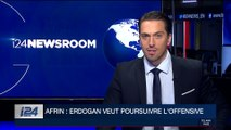Syrie : l'offensive turque contre les Kurdes se poursuit