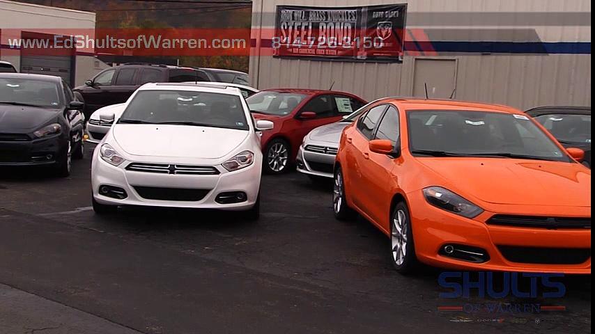 2017 Dodge Journey Warren, PA – Dodge Dealers
