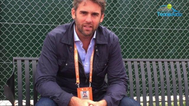 Open d'Australie 2018 - Julien Cassaigne agent de Caroline Wozniacki :