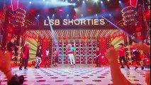 'Can't Hold Us' by Macklemore & Ryan Lewis ft  Breanna Yde FINALE | Lip Sync Battle Shorties | Nick