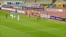 Lazaros Christodoulopoulos Goal HD - AEK Athens FC 1 - 0 Lamia - 27.01.2018 (Full Replay)