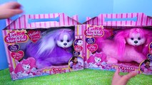 Puppy Surprise Dogs With Barking Puppies Are Opened With Barbie & Rapunzel