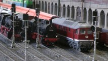 Toy Trains in 1 Gauge at the Hamburg Model Railroad Museum - Video by Pilentum about model railroading and rail transport modelling