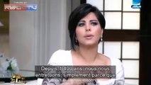 CHANTEUSE SAOUDIENNE  «NOUS NOUS BATTONS ET VERSONS DU SANG DEPUIS 1400 ANS ET MAINTENANT NOUS BLÂMONS L'OCCIDENT DE TOUS NOS MALHEURS»