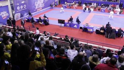 Open Paris Karaté 2018 -  Le BKA 86 en force