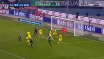But Sami Khedira Chievo 0-1 Juventus