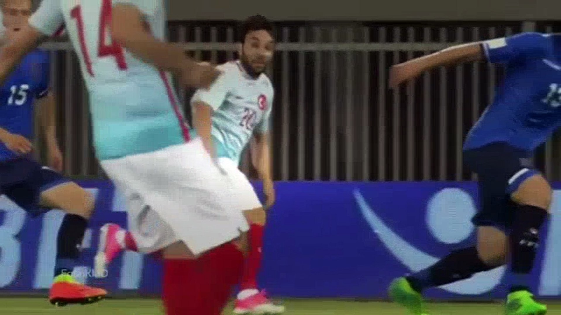 Kosova 1-4 Türkiye | Maç Özeti & Tüm Goller | 11/06/2017
