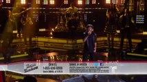 Daniel canta 'Tu Imaginación' de Luis Miguel  _ La Voz Kids 201