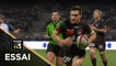 TOP 14 - Essai Baptiste COUILLOUD 2 (LOU) - Lyon - Agen - J16 - Saison 2017/2018