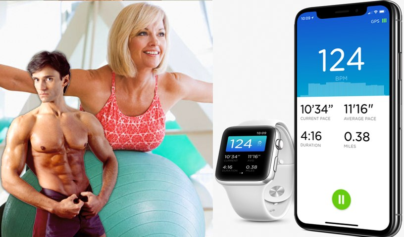 BREAKTHROUGH RUNNING APP & FITNESS FOR LIFE   Fit Now with Basedow