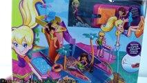 Polly Pocket Brinquedo Iate Festa Tropical Toy Juguetes da Mattel Em Português