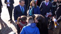 """Bakan Sarıeroğlu, """"Tunceli'ye bu sene 2 milyarın üzerinden yatırım planlaması söz konusu""""- Çalışma ve Sosyal Güvenlik Bakanı Jülide Sarıeroğlu;-'Türkiye'ye örnek olacak 2 tane atölyemiz oluşturulmuş durumdadır'-'Tunceli'de yaz .."""