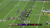 HISTORIC Stefon Diggs GAME WINNING TOUCHDOWN Saints vs Vikings 01.14.2018