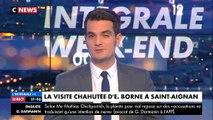 La ministre des Transports, Elisabeth Borne, accueillie sous les huées lors de sa visite à Saint-Aignan-Grandlieu