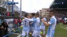 Alberto Paloschi Goal - Spal 1-1 Inter Milan 28-01-2018