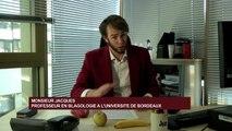 Professeur Jacques - L'humour absurde -  CANAL BIS