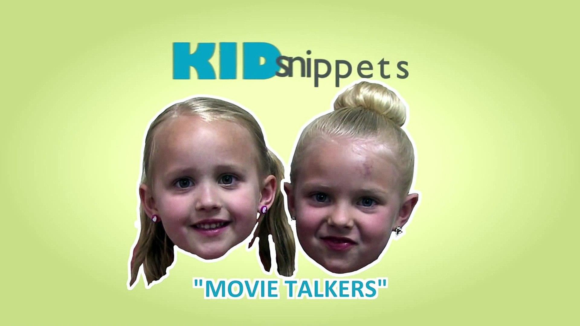 Movie Talkers - Kid Snippets
