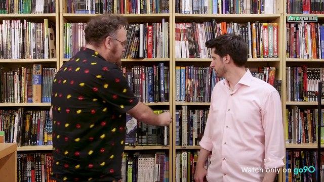 Jeremy Jahns & Jon Schnepp Talk Hellboy Comics & The Upcoming Reboot