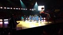 Demi-finale retour de Coupe de Belgique vidéo de l'équipe de Mons-Hainaut