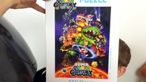 Oeuf Surprise Géant SUPER MARIO jouets - Unboxing Super Giant SUPER MARIO Egg & toys