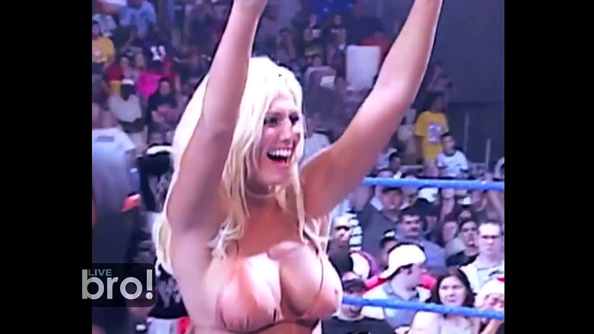 Sexy wwe 50 Hottest