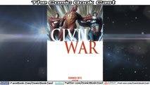 Marvel Teases Civil War in Comics