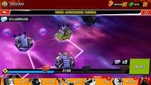 Teenage Mutant Ninja Turtles Legends - SUPER SHREDDER & KRANG VS KRANG - [TMNT LEGENDS UPDATE X]