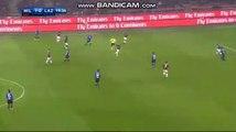 Adam Marusic Goal - AC Milan 1-1 Lazio 28.01.2018