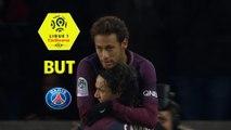 But NEYMAR JR (82ème) / Paris Saint-Germain - Montpellier Hérault SC - (4-0) - (PARIS-MHSC) / 2017-18